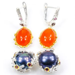 carnelian-earrings